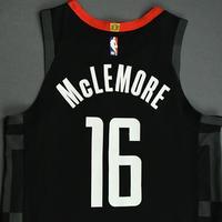 Ben McLemore - Houston Rockets - Game-Worn Statement Edition Jersey - NBA Japan Games - 2019-20 NBA Season
