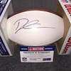 NFL - Chargers Derwin James signed panel ball