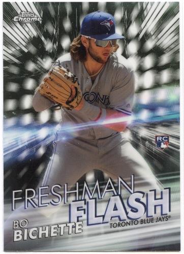Photo of 2020 Topps Chrome Freshman Flash #FF1 Bo Bichette