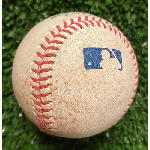 Photo of Sean Newcomb Pitched Ball to Albert Pujols, Walk - June 4, 2021