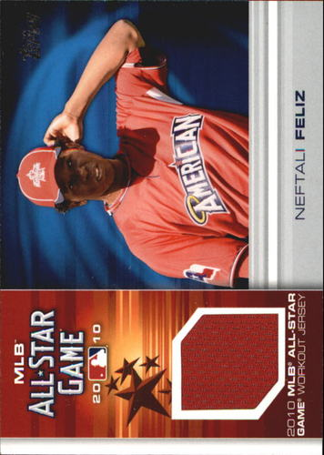 Photo of 2010 Topps Update All-Star Stitches #NF Neftali Feliz
