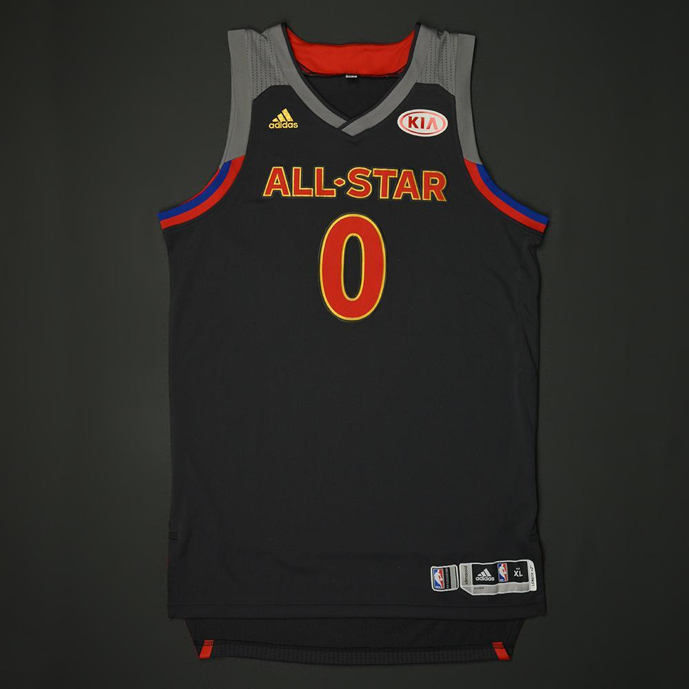 russell westbrook nba all star jersey