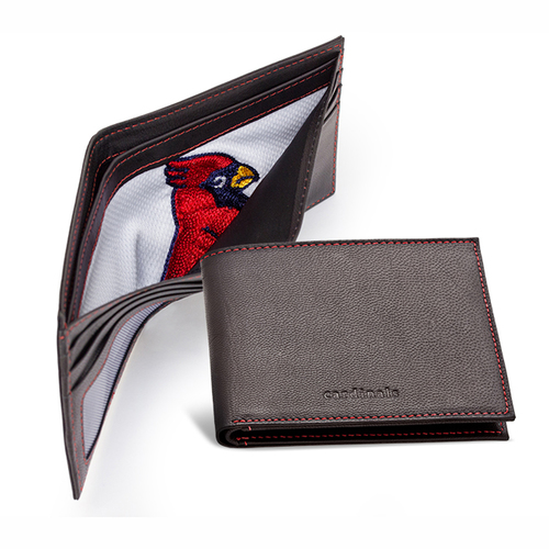 Photo of Tokens & Icons St. Louis Cardinals Game Used Uniform Wallet