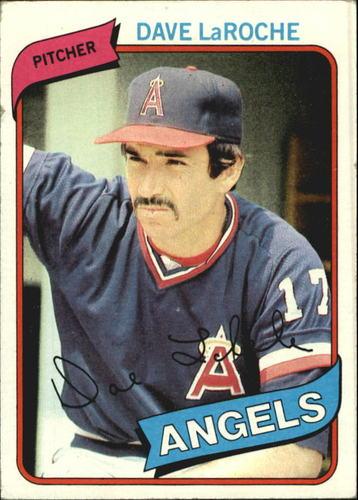 Photo of 1980 Topps #263 Dave LaRoche DP
