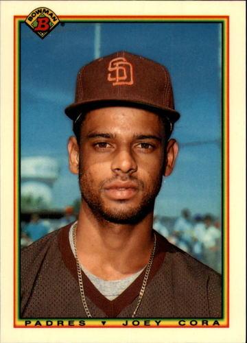 Photo of 1990 Bowman Tiffany #211 Joey Cora