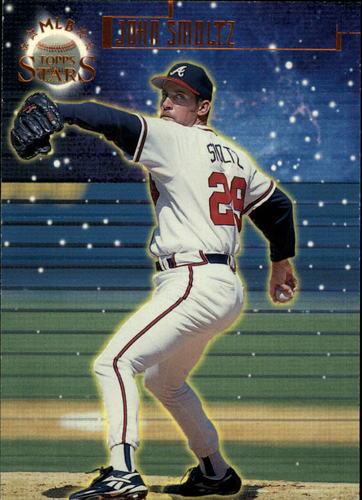 Photo of 1998 Topps Stars Bronze #141 John Smoltz