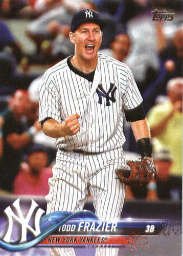 Photo of 2018 Topps #84 Todd Frazier