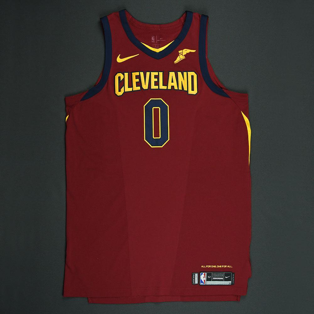 Kevin Love - Cleveland Cavaliers - 2018 NBA Playoffs Game-Worn Jersey - Worn in 3 Games (1 of 2)