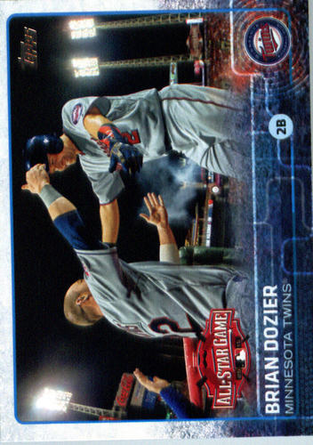 Photo of 2015 Topps Update #US62 Brian Dozier