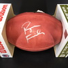 NFL - Bengals Ryan Finley Signed Authentic Football