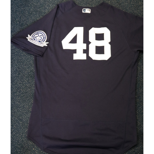 2020 Game-Used Spring Training Jersey - Tommy Kahnle #48 - Size 46