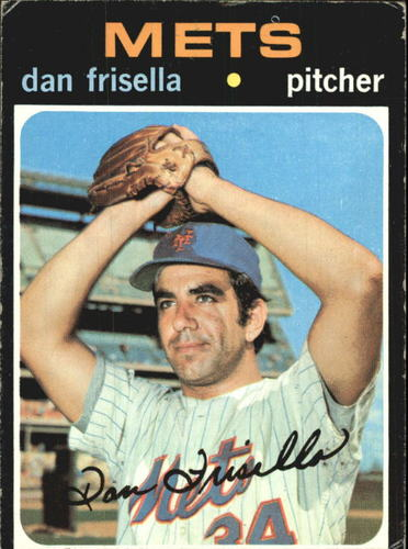 Photo of 1971 Topps #104 Dan Frisella