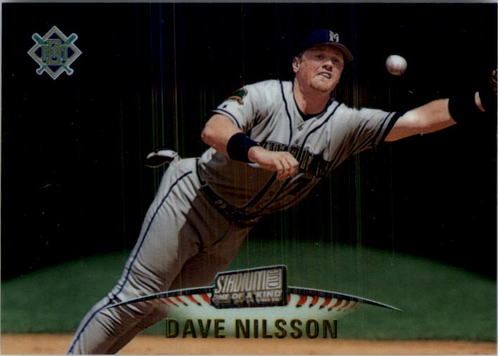 Photo of 1999 Stadium Club One of a Kind #68 Dave Nilsson