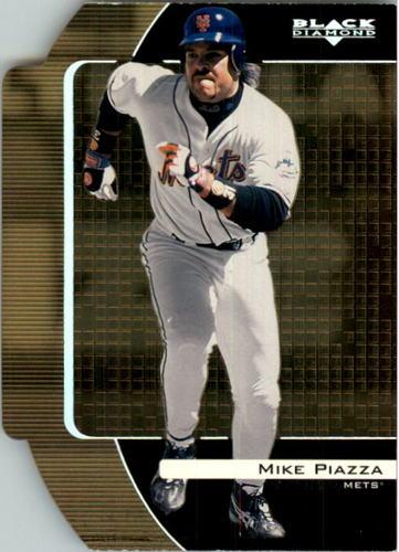 Photo of 2000 Black Diamond Final Cut #52 Mike Piazza