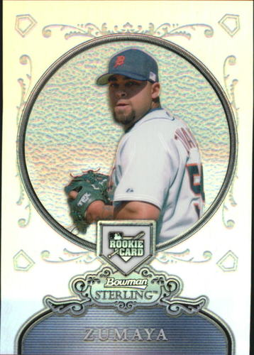 Photo of 2006 Bowman Sterling Refractors #JZ Joel Zumaya