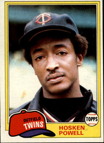 Photo of 1981 Topps #137 Hosken Powell