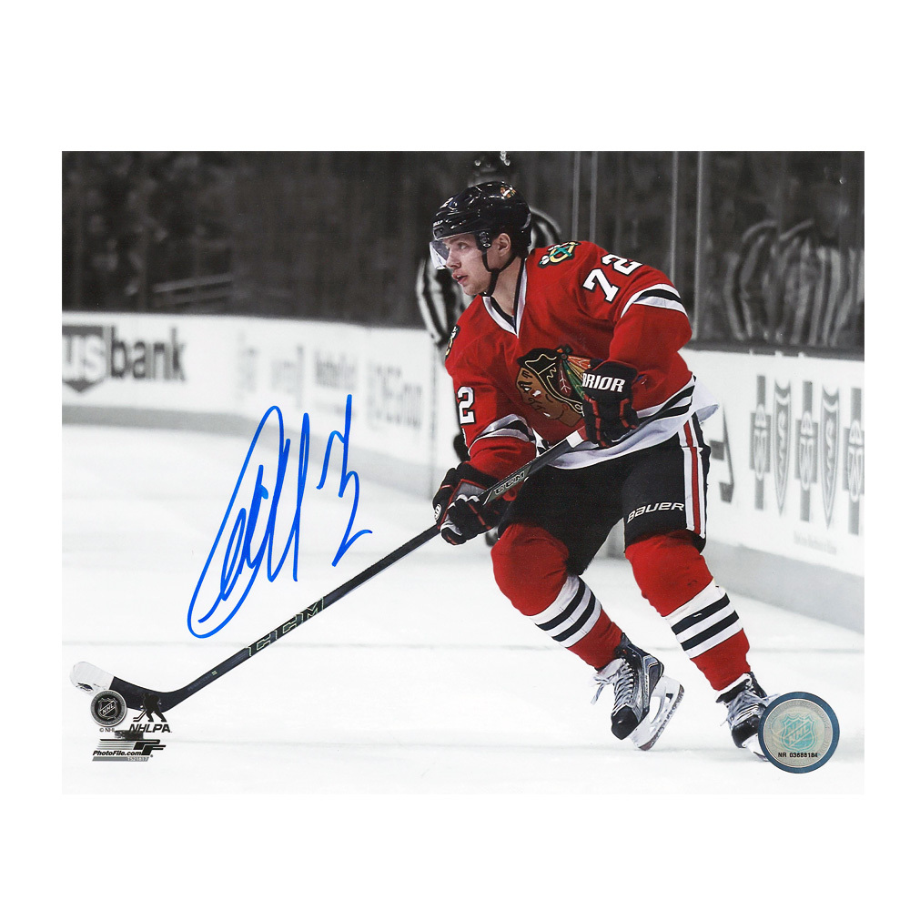 ARTEMI PANARIN Signed Chicago Blackhawks 8 X 10 Photo - 70449