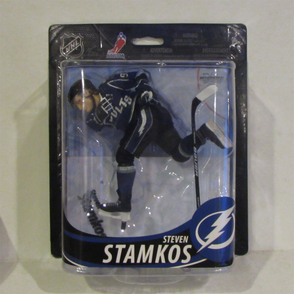 Steven Stamkos (Tampa Bay Lightning) Bronze Collector Level McFarlane Figurine - #/1250
