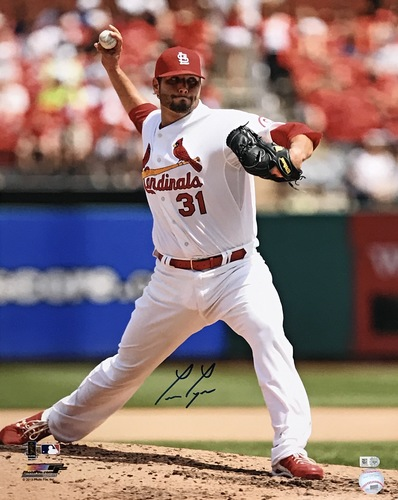 Photo of Lance Lynn Autographed 16x20 Photo (Pitching)