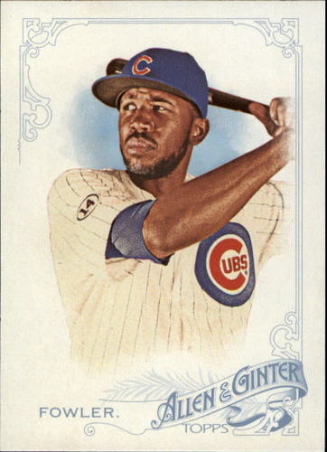 Photo of 2015 Topps Allen and Ginter #271 Dexter Fowler