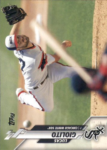 Photo of 2020 Topps #175 Lucas Giolito