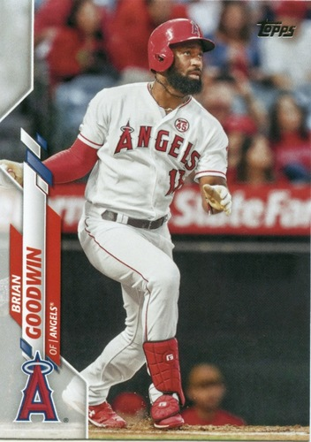 Photo of 2020 Topps #484 Brian Goodwin
