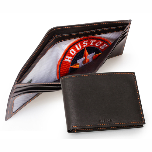 Photo of Tokens & Icons Houston Astros Game Used Uniform Wallet