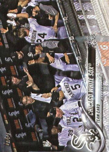 Photo of 2018 Topps #98 Chicago White Sox