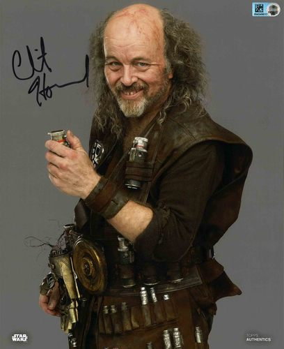 Clint Howard As Ralakili 8X10 AUTOGRAPHED IN 'BLACK' INK PHOTO