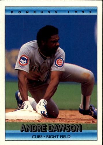 Photo of 1992 Donruss #119 Andre Dawson