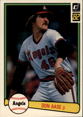 Photo of 1982 Donruss #267 Don Aase