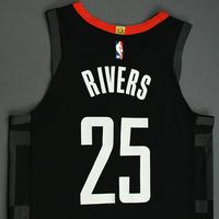 Austin Rivers - Houston Rockets - Game-Worn Statement Edition Jersey - NBA Japan Games - 2019-20 NBA Season