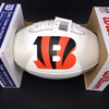 NFL - Bengals William Jackson Signed Mini Helmet