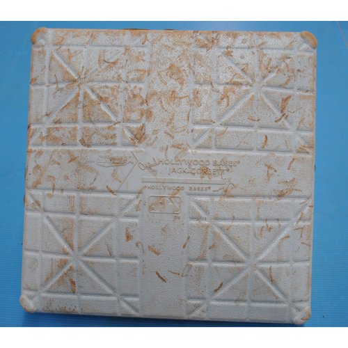 Game-Used Base - CHC at PIT - 9/24/2020 - 1st Base, Innings 7-9, Final 2020 Home Game