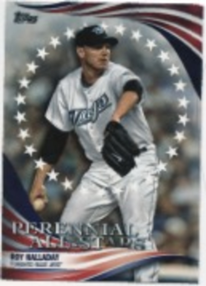 2019 Topps Update Perennial All Stars #PAS40 Roy Halladay