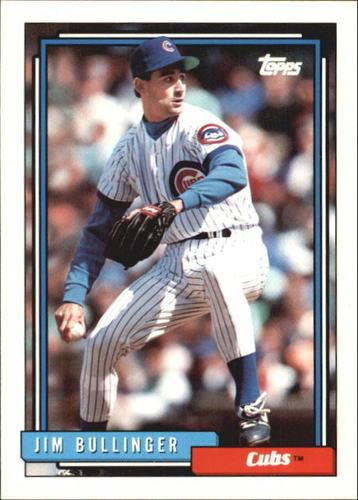 Photo of 1992 Topps Traded #17T Jim Bullinger