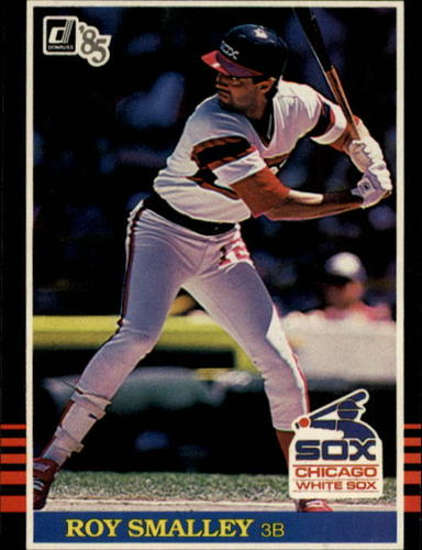 Photo of 1985 Donruss #622 Roy Smalley