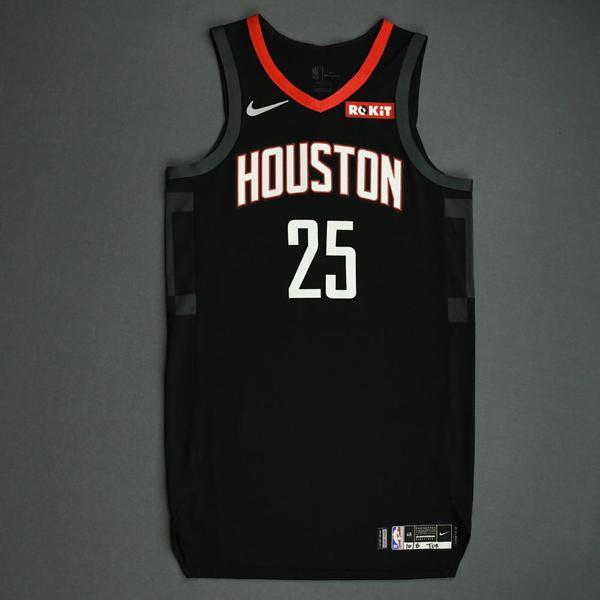 Image of Austin Rivers - Houston Rockets - Game-Worn Statement Edition Jersey - NBA Japan Games - 2019-20 NBA Season