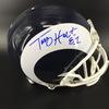 Legends - Rams Torry Holt Signed Proline Helmet
