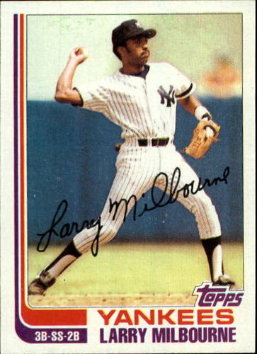 Photo of 1982 Topps #669 Larry Milbourne