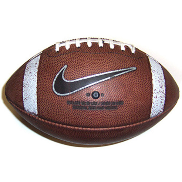 Photo of Game Used Football: Penn State vs. Ohio State, 10/22/16