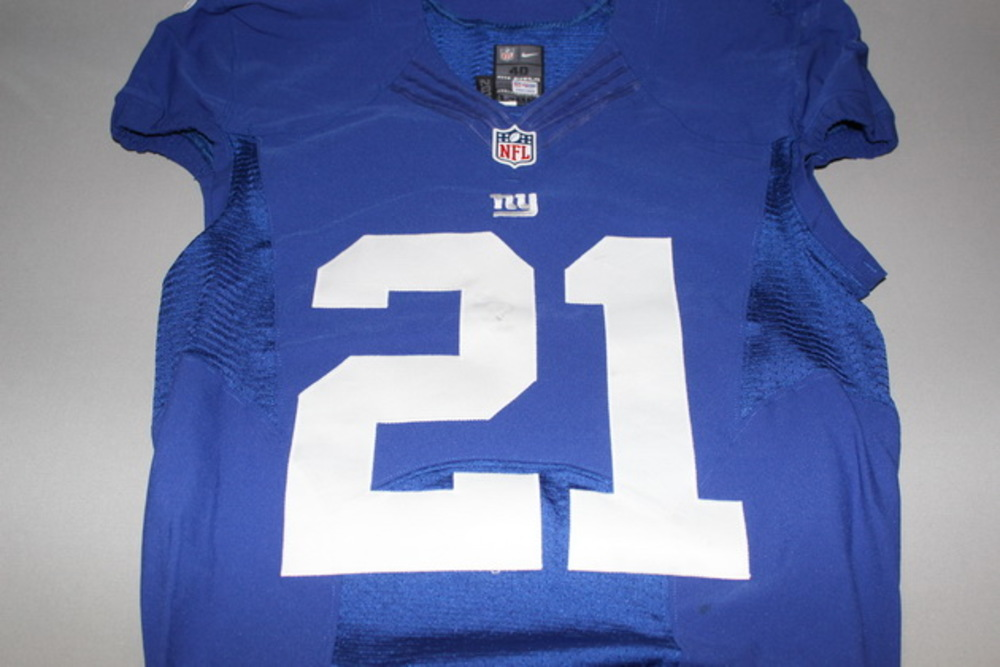 on sale 4ff77 d3623 NFL Auction | STS - GIANTS LANDON COLLINS GAME WORN GIANTS ...