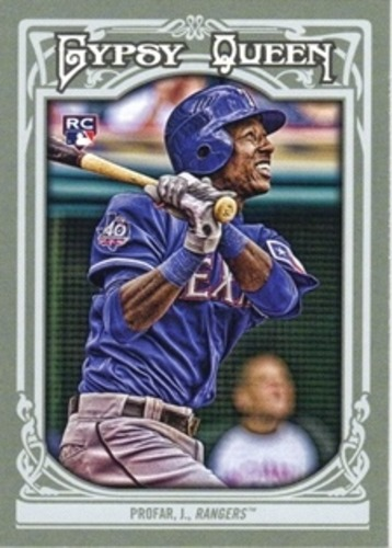 Photo of 2013 Topps Gypsy Queen #76 Jurickson Profar Rookie Card