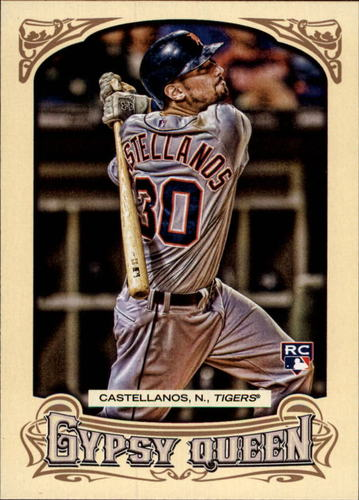 Photo of 2014 Topps Gypsy Queen #95 Nick Castellanos RC