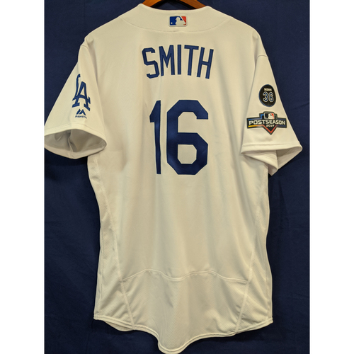 Photo of Will Smith Team Issued 2019 Home Postseason Jersey