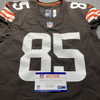 STS - Browns David Njoku Game Used Jersey (11/15/20) Size 42