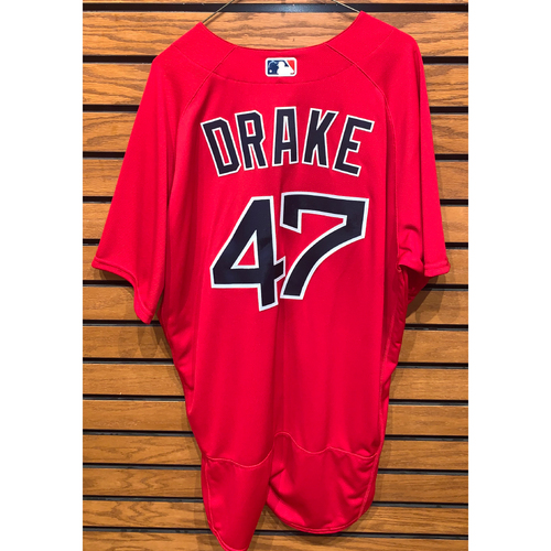 Photo of Drake Team Issued 2021 Spring Training Jersey