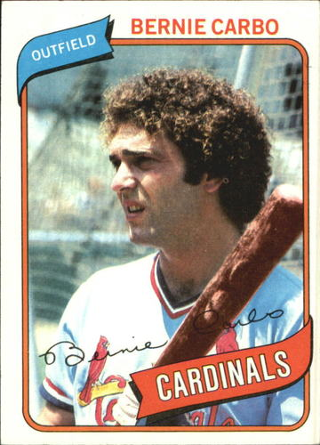 Photo of 1980 Topps #266 Bernie Carbo