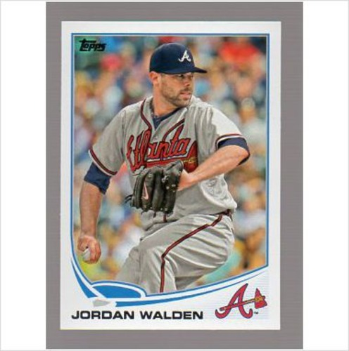 Photo of 2013 Topps #444 Jordan Walden