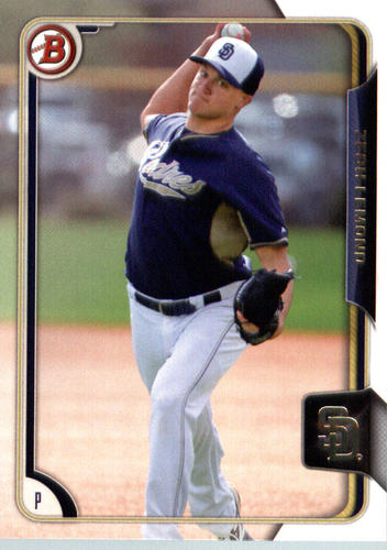 Photo of 2015 Bowman Draft #127 Zech Lemond